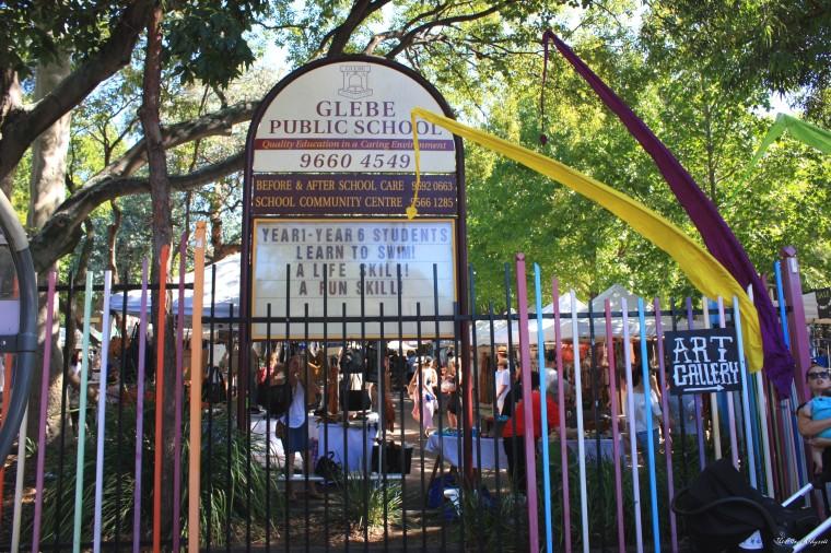Glebe Woodstock - The French Odyssée